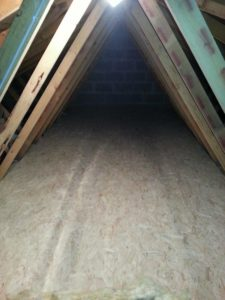 Attic Flloring by Attic Stairs Solutions