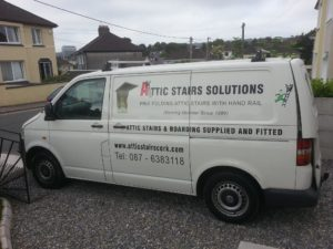 Attic Stairs Solutions Cork